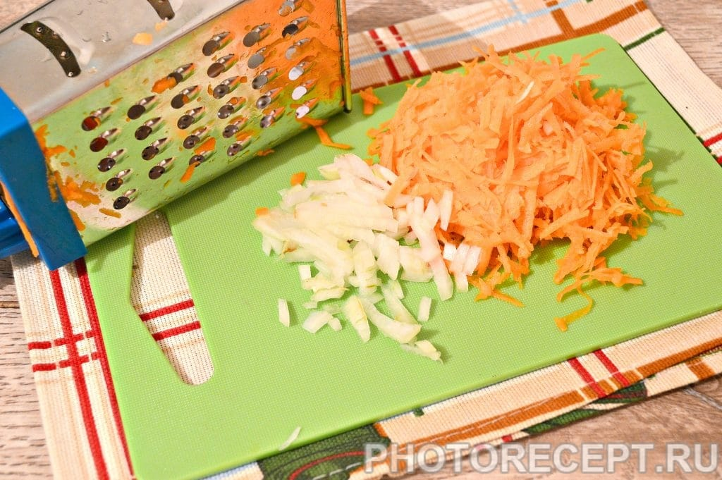 Фото рецепта - Курица с картошкой и овощами - шаг 4