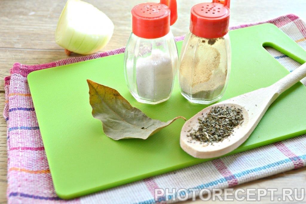 Фото рецепта - Куриный бульон с овощами - шаг 5