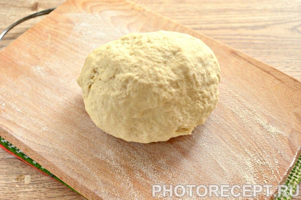Фото рецепта - Тесто для вареников и пельменей на молоке - шаг 5