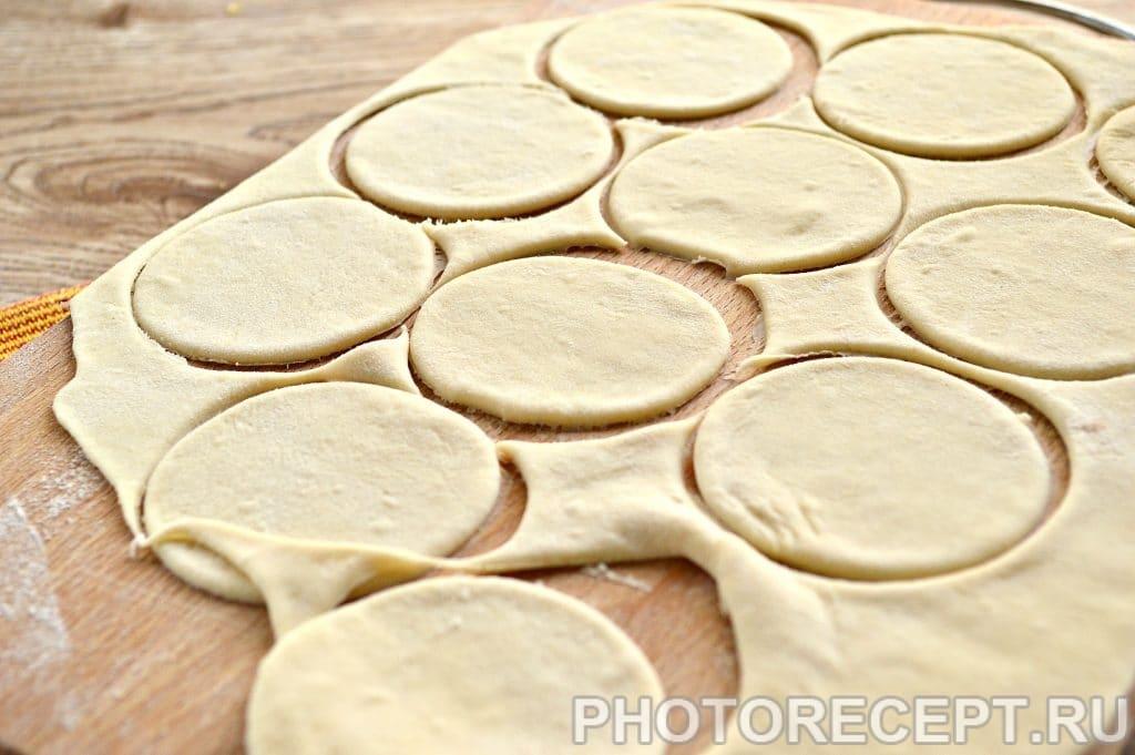 Фото рецепта - Домашние пельмени с мясным фаршем - шаг 5