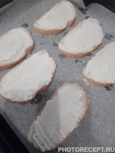 Фото рецепта - Горячие бутерброды со свининой - шаг 5