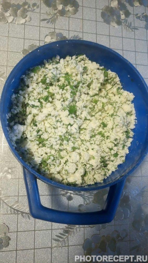 Фото рецепта - Хачапури - шаг 4