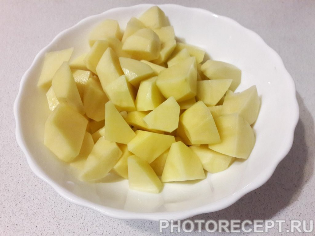 Фото рецепта - Жаркое по-домашнему - шаг 4
