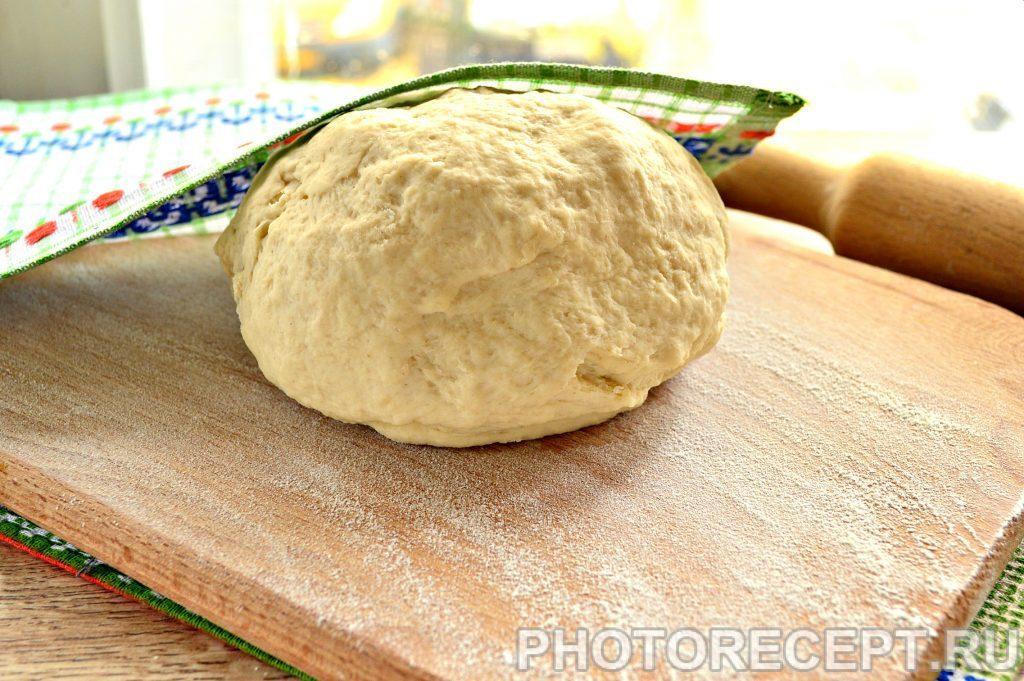 Фото рецепта - Тесто для вареников и пельменей на молоке - шаг 6
