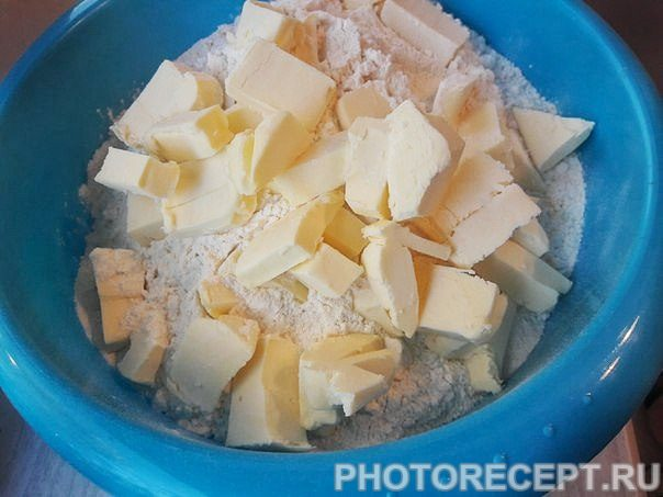 Фото рецепта - Пирожки с капустой - шаг 3