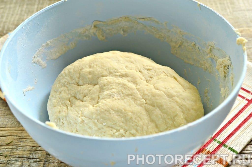 Фото рецепта - Мясной пирог с капустой - шаг 4