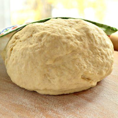 Тесто для вареников и пельменей на молоке - рецепт с фото