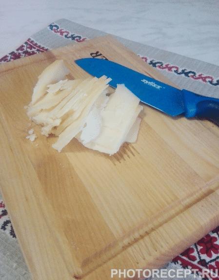 Фото рецепта - Горячие бутерброды со свининой - шаг 8