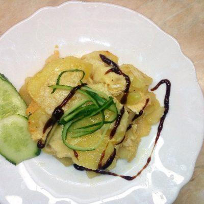 Картошка по- французски - рецепт с фото