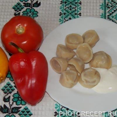 Пельмени - рецепт с фото