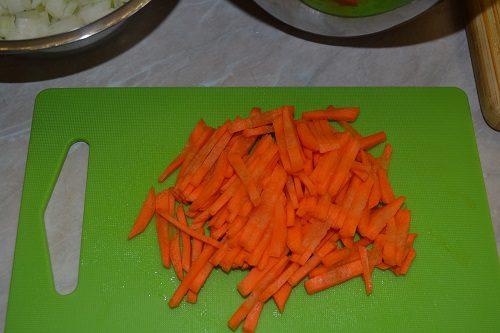 Фото рецепта - Грибной суп из шампиньонов - шаг 2