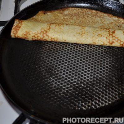 Фото рецепта - Блинчики с сыром - шаг 4