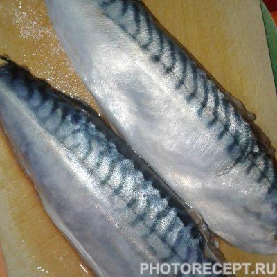 Фото рецепта - Рыба запеченная с овощами - шаг 3