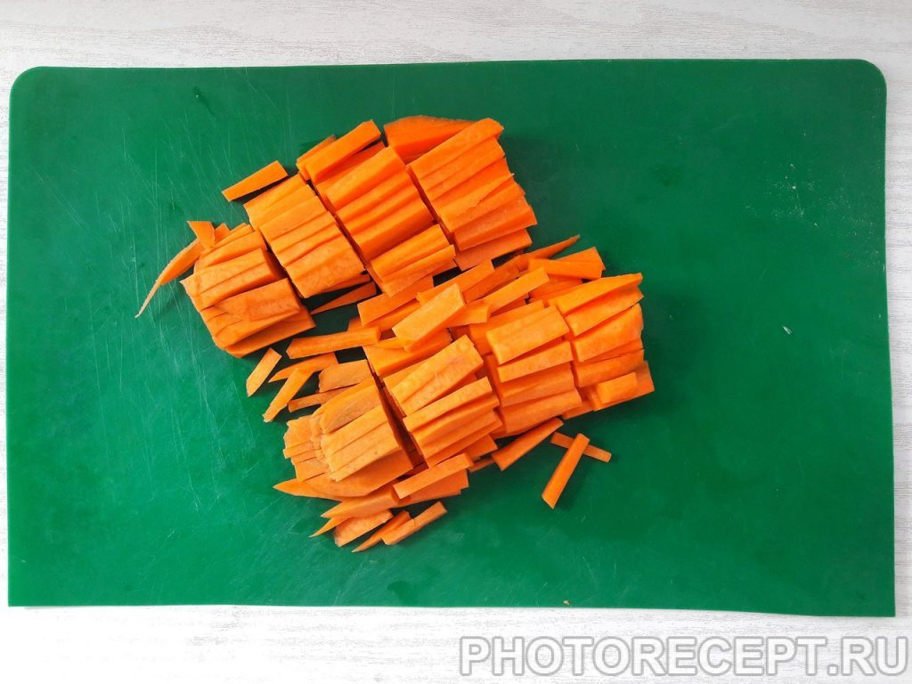 Фото рецепта - Щи из свежей капусты - шаг 6