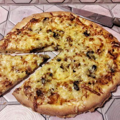 Пицца - рецепт с фото