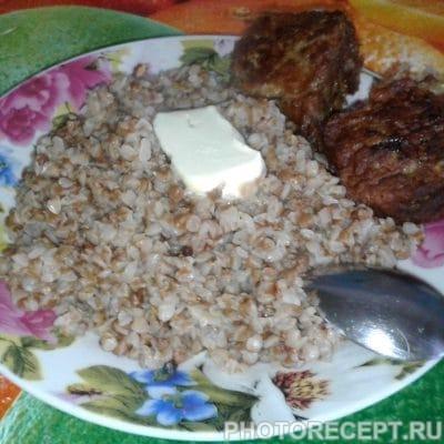 Каша гречневая - рецепт с фото