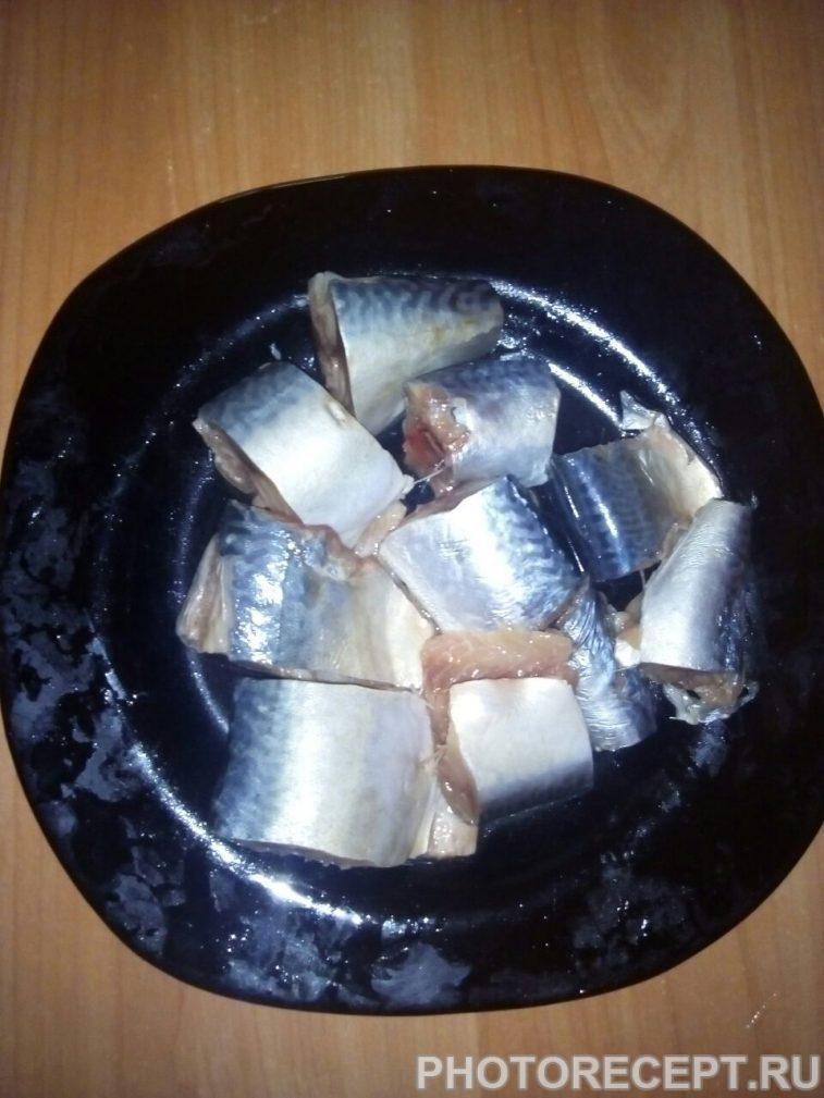 Фото рецепта - Рыба с овощами, приготовленная в мультиварке - шаг 2