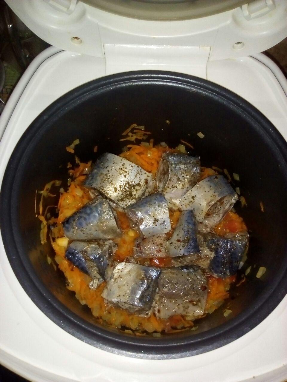 воспалительных еда из рыбы в мультиварке рецепты них они рассказывают