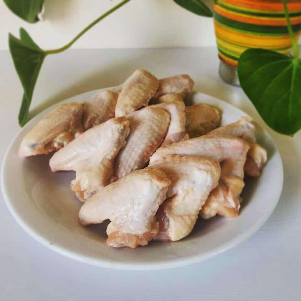 Фото рецепта - Куриные крылышки по-средиземноморски - шаг 1
