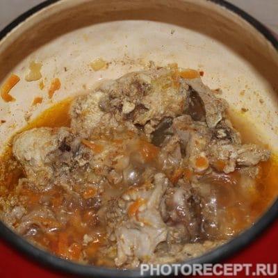 Фото рецепта - Рис с мясом кролика - шаг 2