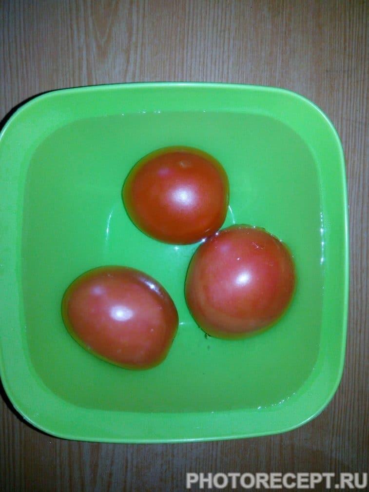 Фото рецепта - Борщ без свеклы с фасолью - шаг 5
