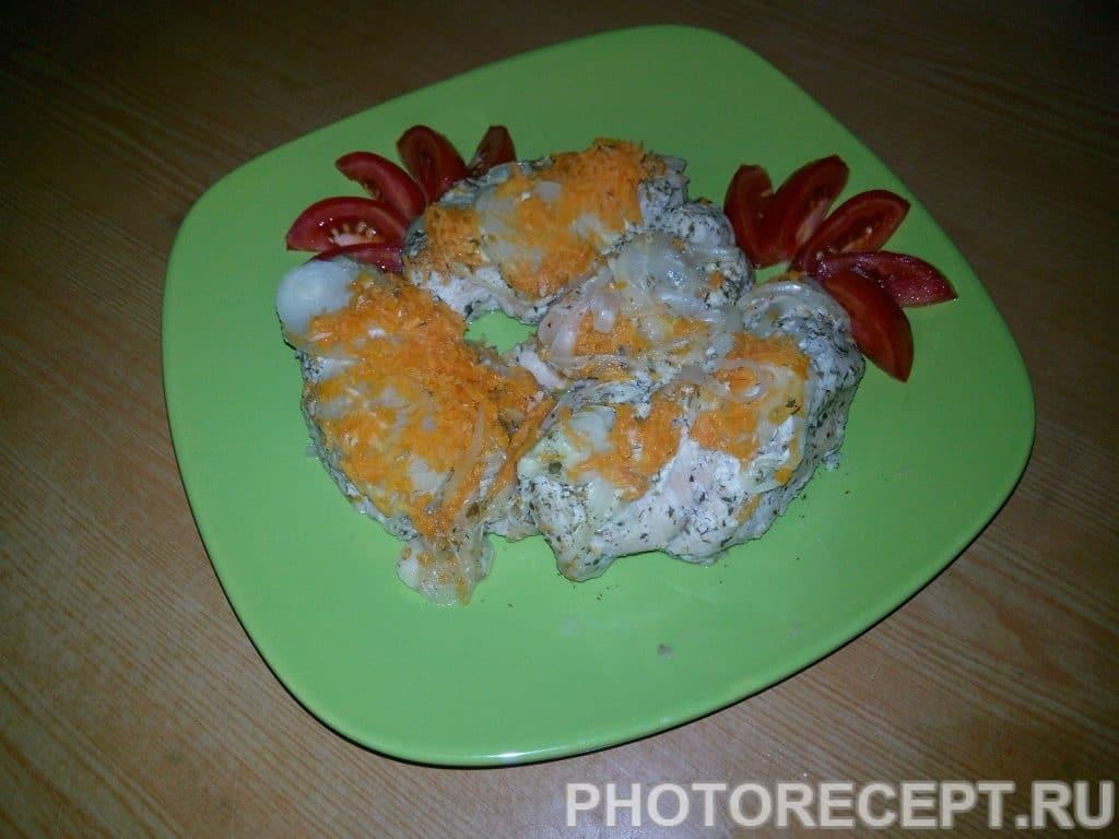Фото рецепта - Курица в мультиварке - шаг 8