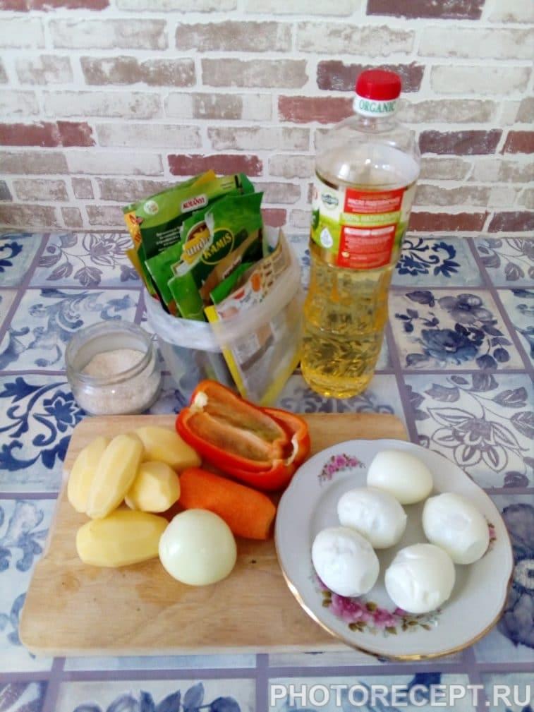Фото рецепта - Зеленый борщ – блюдо, которое холодной осенью напоминает о теплом лете - шаг 2