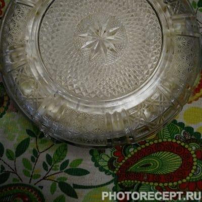 Фото рецепта - Овощной слоёный салатик - шаг 7