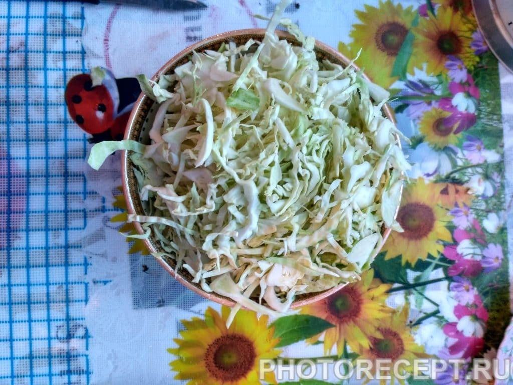 Фото рецепта - Борщ семейный - шаг 5
