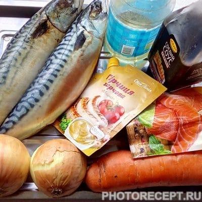 Фото рецепта - Скумбрия в духовке - шаг 1