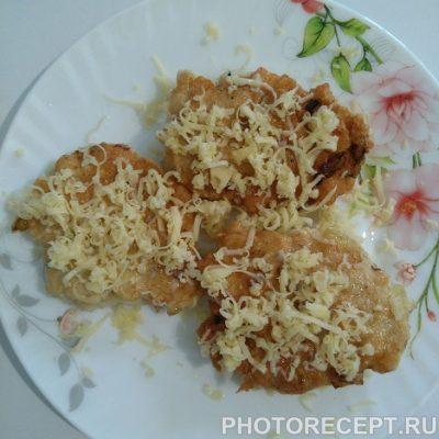 Курица с сыром - рецепт с фото