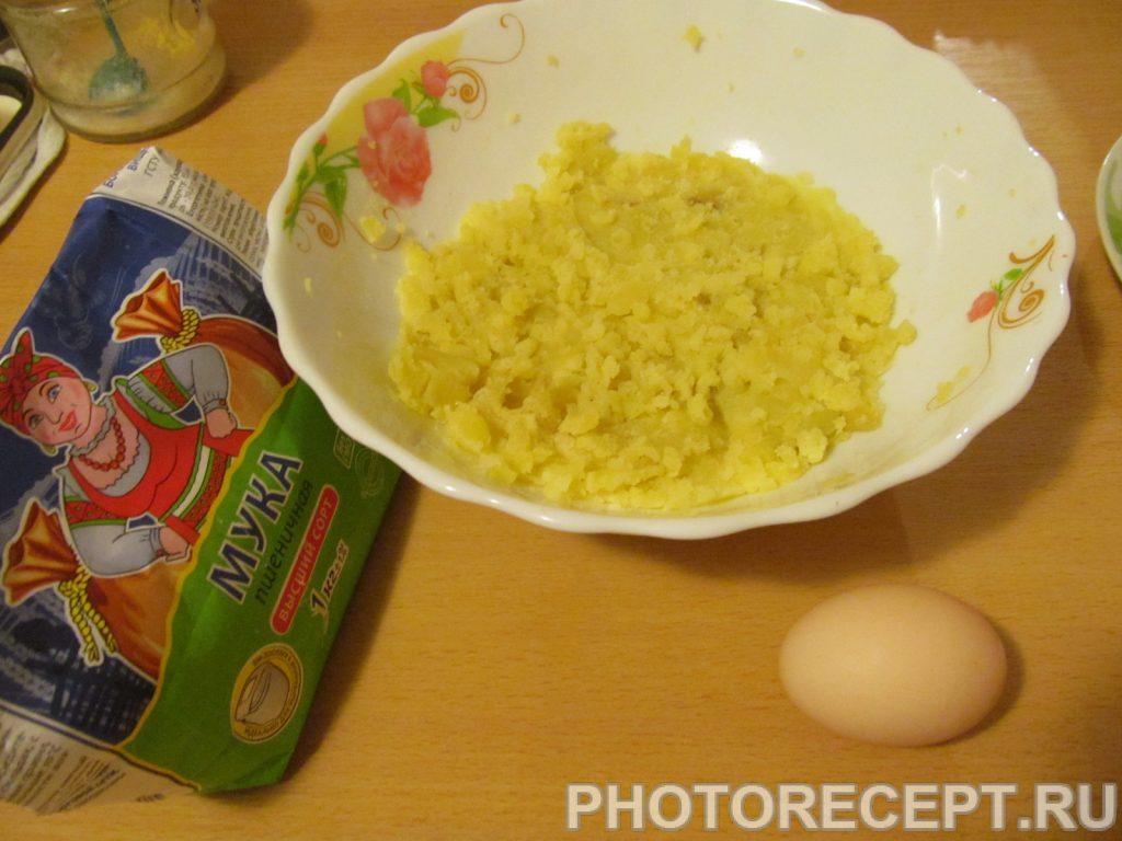 Фото рецепта - Куриный суп с картофельными клецками - шаг 5