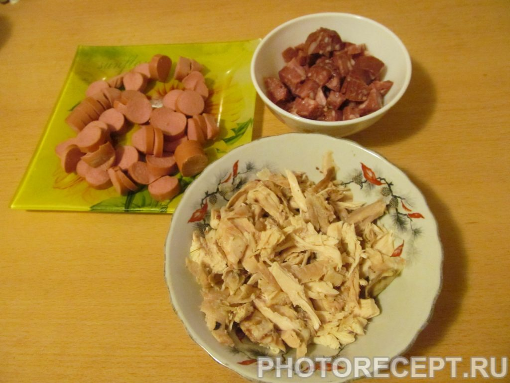 Фото рецепта - Солянка из капусты 2 в 1 - шаг 4