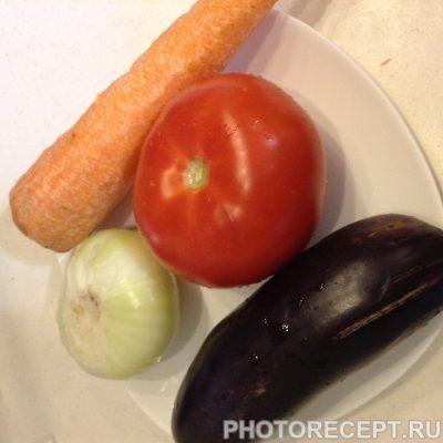 Фото рецепта - Вкусный  и простой рецепт  мяса с овощами - шаг 3
