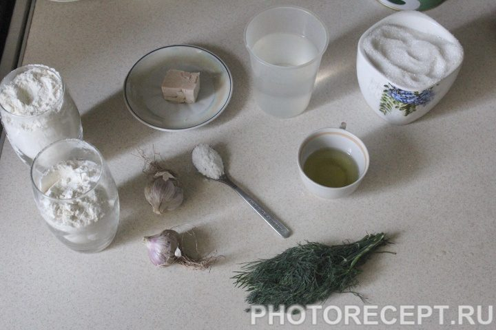 Фото рецепта - Красный борщ с пампушками - шаг 1