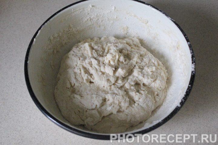 Фото рецепта - Красный борщ с пампушками - шаг 6