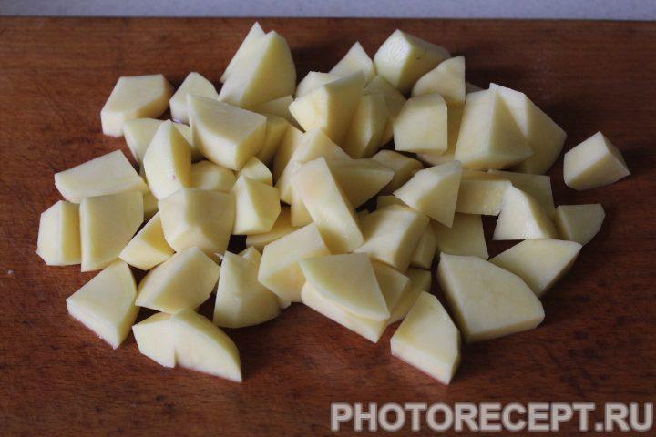 Фото рецепта - Красный борщ с пампушками - шаг 15