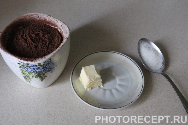 Фото рецепта - Шоколадная глазурь – ганаш - шаг 1