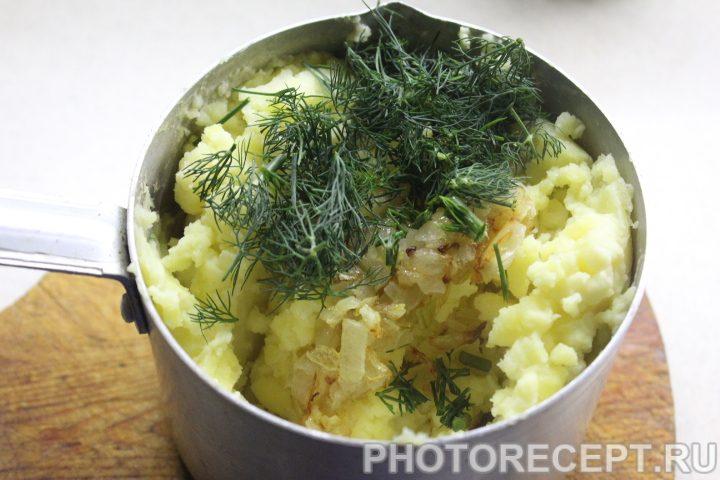 Фото рецепта - Нежное картофельное пюре - шаг 8