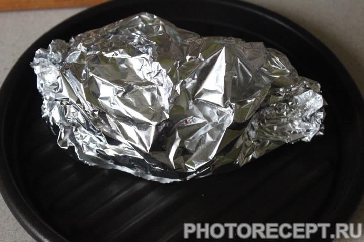 Фото рецепта - Нежная куриная буженина - шаг 5