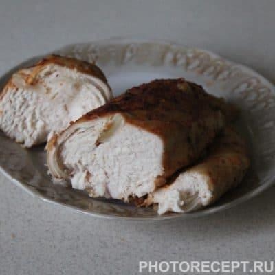 Нежная куриная буженина - рецепт с фото