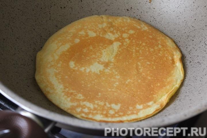 Фото рецепта - Медовые панкейки - шаг 6