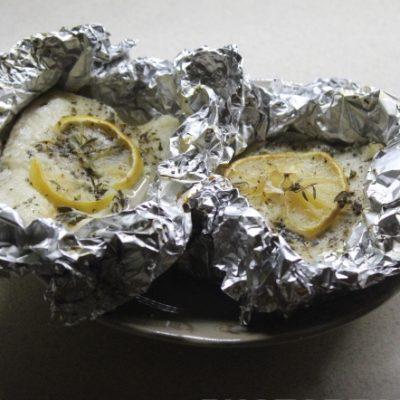 Пряная рыба в фольге - рецепт с фото