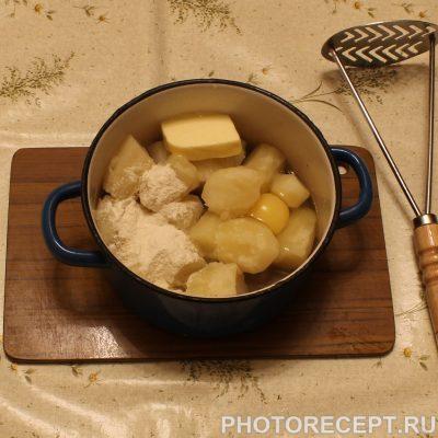 Фото рецепта - Картофельные котлеты - шаг 2