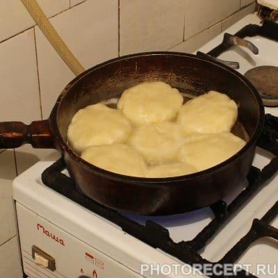 Фото рецепта - Картофельные котлеты - шаг 4