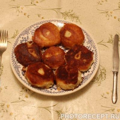 Картофельные котлеты - рецепт с фото