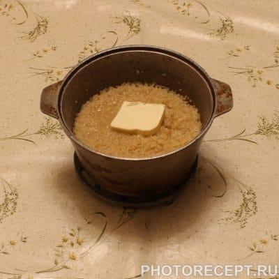 Пшеничная каша - рецепт с фото