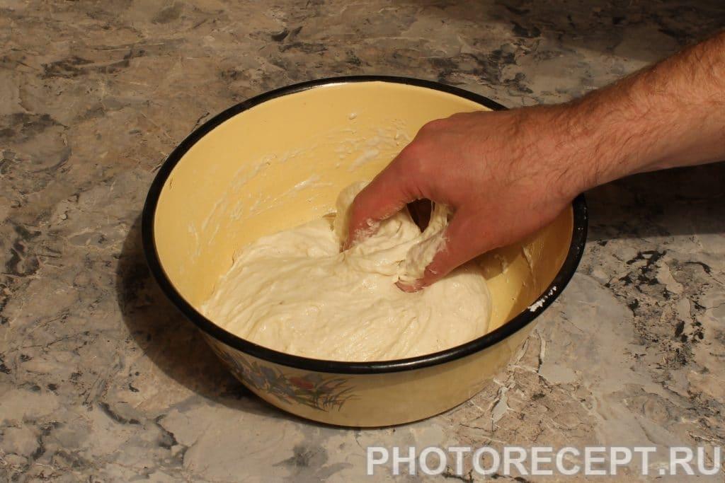 Фото рецепта - Домашний хлеб в духовке - шаг 4