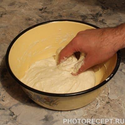 Фото рецепта - Домашний хлеб в духовке - шаг 2