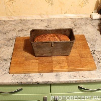 Фото рецепта - Домашний хлеб в духовке - шаг 7